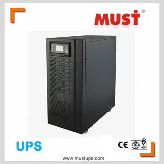 China 20kVA 16kw Three Phase High Frequency Online UPS - China UPS