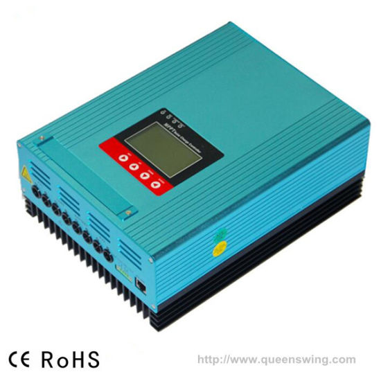 Solar System Controller 30A MPPT Battery Solar Charger pictures & photos
