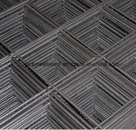 China Steel Welded Wire Mesh Concrete Reinforcing Welded