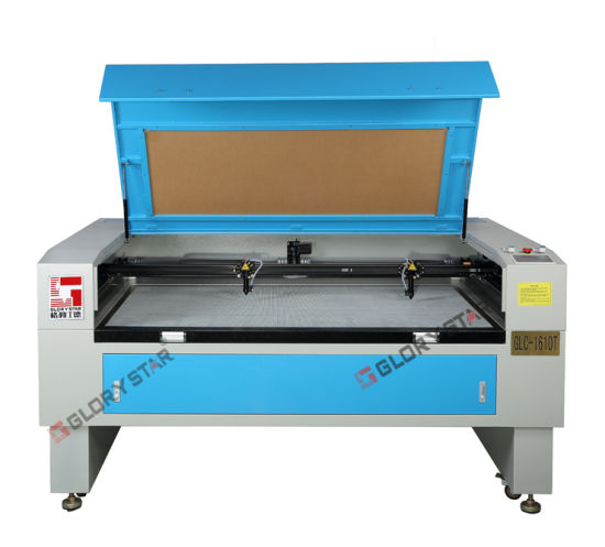 CO2 Laser Cutting Machine Laser Engraver with Double Heads Glc-6040t