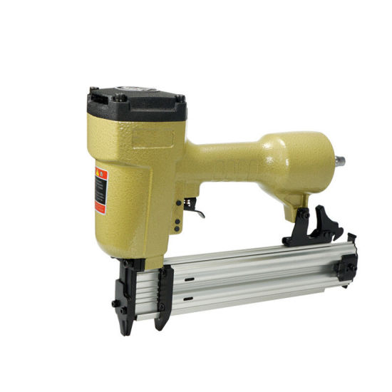 China Hot Sell Pneumatic Electric Framing Nailer Paper Strip Nail ...