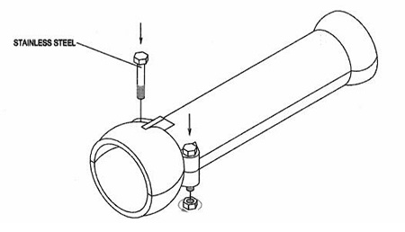 Articulated Pipe for Submarine Optical Cable