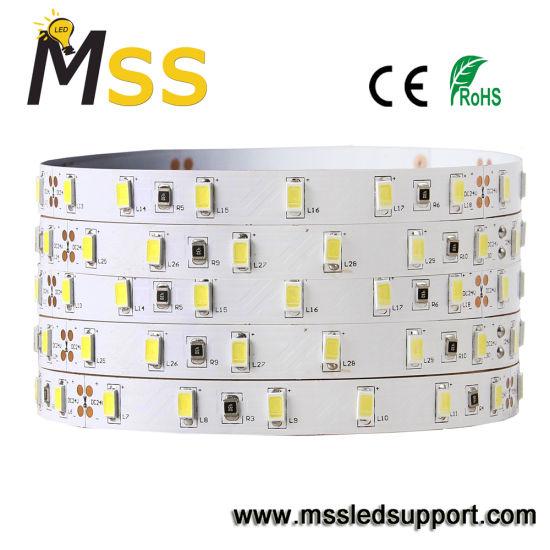 High CRI 90+ SMD5730 5m Flex LED Strip with DC12V 60LEDs/M
