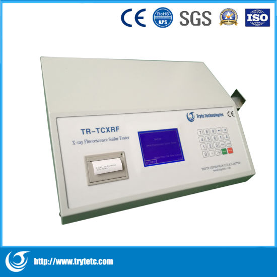 X-ray Fluorescence Sulfur-in-Oil Analyzer-Sulphur Content Tester pictures & photos