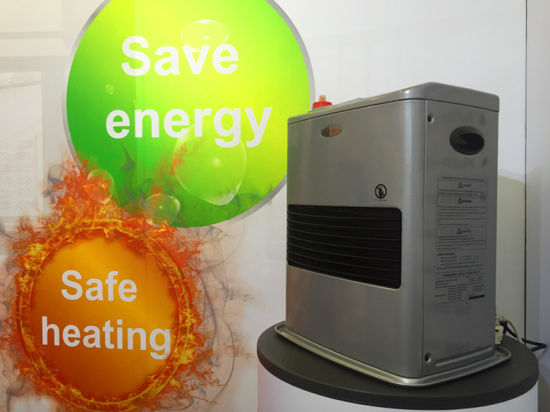 Portable Type Electric Kerosene Heater Indoor with CE for Cold Winter pictures & photos