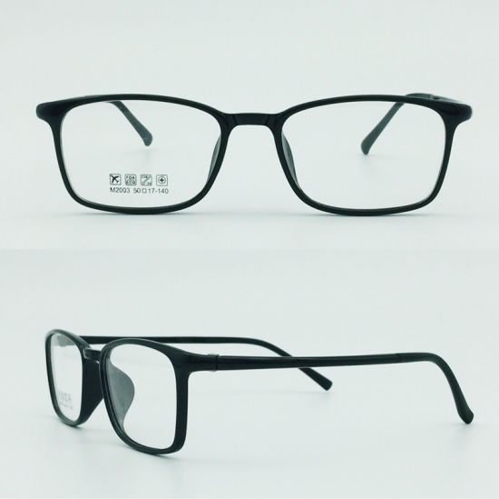 in Stock Semi Plastic Steel Factory Directly Sell Fashion New Design Light Eyeglasses Eyewear Optical Frames pictures & photos