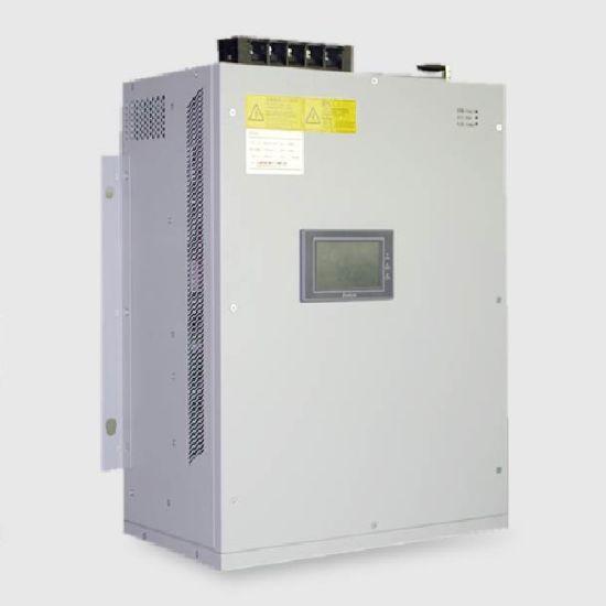 China Oem 100kvar Module Type Static Var Generator Non Step Reactive Power Compensation With 8pcs Connected In Parelle China Svg Static Var Generator