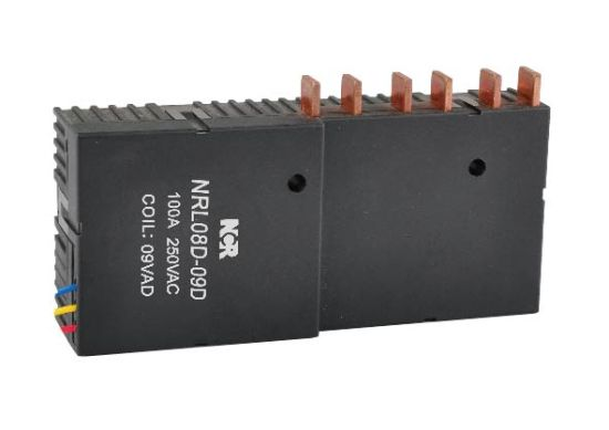 3-Phase 5V Magnetic Latching Relay (NRL709J) pictures & photos