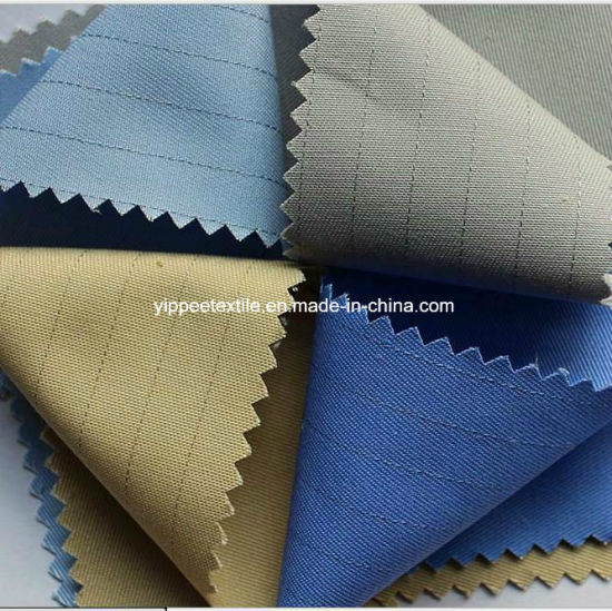 65%Polyester 35%Cotton Anti-Static ESD Fabric for Uniform Workwear