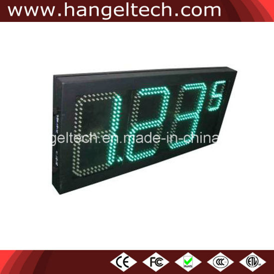 Chinese Manufacturer 8.88 ^9 LED Petrol Price Display pictures & photos