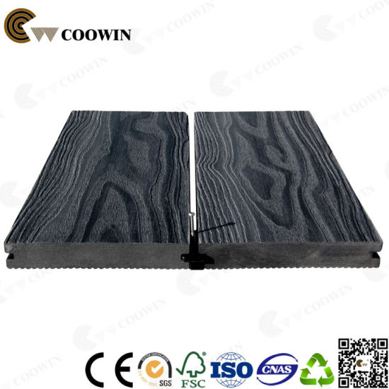 China Outdoor Solid Wood Laminate Flooring Tw K03 China Wpc
