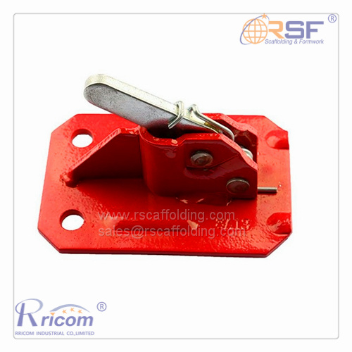 Construction Material Formwork Spring Clamp Rapid Clamp