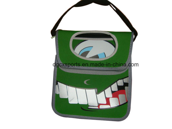 Cartoon Neoprene Lunch Bag for Children pictures & photos
