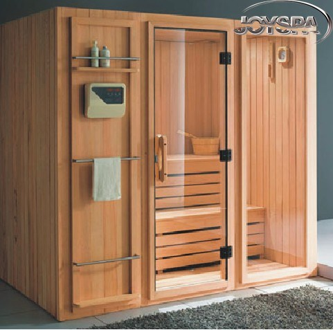 Wholesale Price Finland Wood Steam Sauna Room