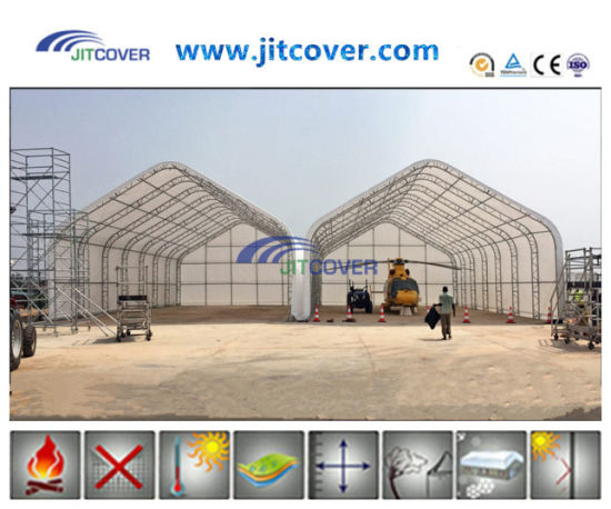 Hot Sale Helicopter Hangar (JIT-406025)