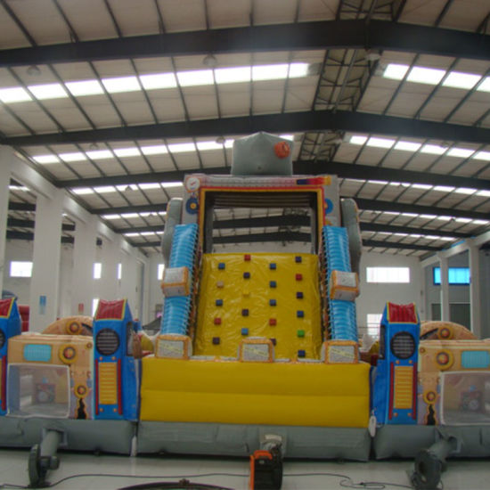 Inflatable Large Castle for Children (FC-001)