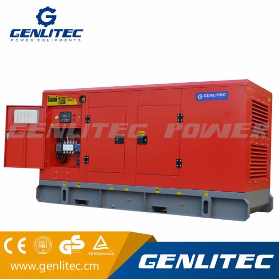 200kVA Energy Generator Silent Diesel Generator with Cummins Engine pictures & photos