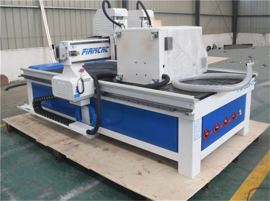Top-Sale Multi-Heads Woodworking CNC Machine 1325 in India pictures & photos