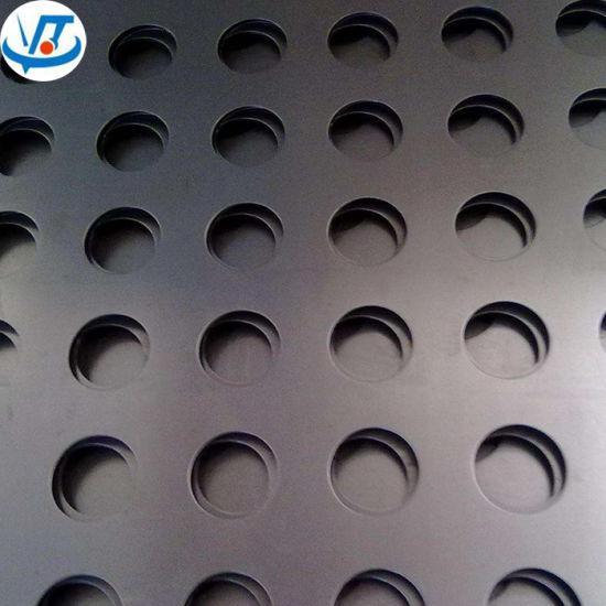JIS SUS410 Perforated Metal Mesh Sheet Decoration Mesh Sheet