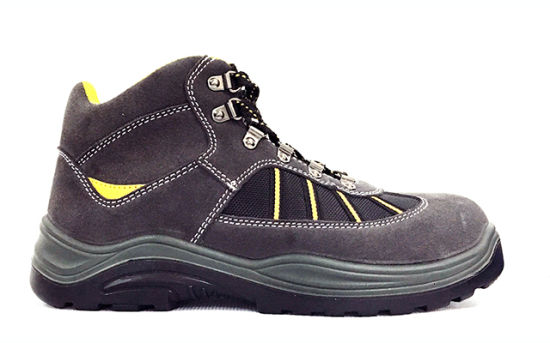 14aa1da5 China Hikers Boots Safety Shoes Steel Toe Middle Cut - China Hiking ...