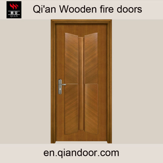 HDF Composite Wooden Fire Door pictures & photos