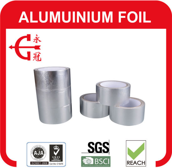 Supply High Quality Aluminum Foil Tape