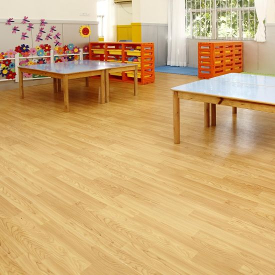 China 35mm Factory Cheap Laminate Spc Vinyl Flooring China Vinyl