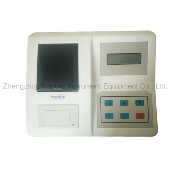 Lab Test Equipment Fast Digital NPK Soil Nutrient Analyzer pictures & photos