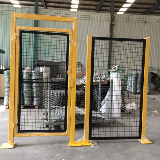 Powder Coated Machine Wire Guard Safety Fencing pictures & photos
