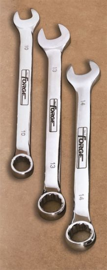 11mm High Quality Hand Tools Cr-V Steel Polished Combination Wrench Spanner pictures & photos
