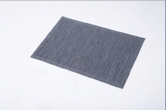 Anti Slip Waterproof Pvc Vinyl Outdoor Rug With Textile Fabric