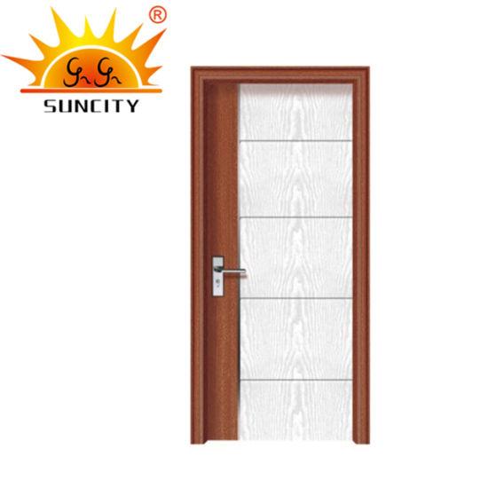 Wholesale Price Interior Room Door Design PVC Door