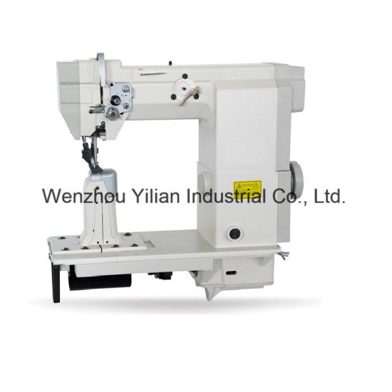 China 40 Double Needle Post Bed Sewing Machines For Industrial Mesmerizing Post Bed Industrial Sewing Machine