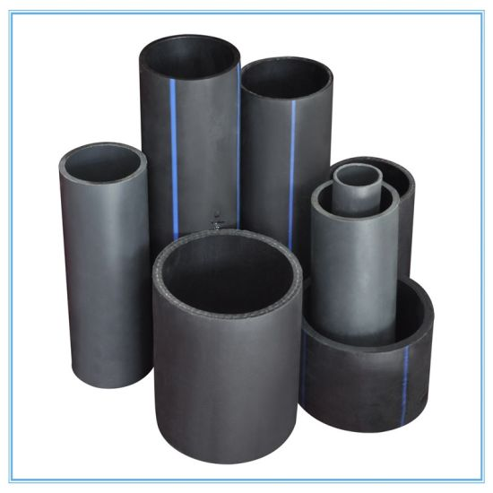 Steel Compostion HDPE Pipe for Construction Materials pictures & photos