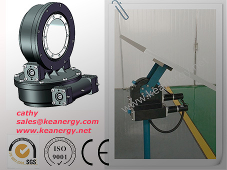 ISO9001/CE/SGS Slewing Drive of Good Quality with High IP Rating IP66 pictures & photos