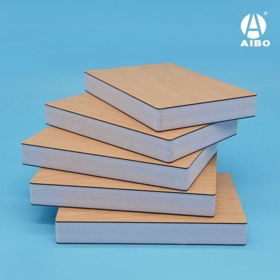 Fire-Retardant Waterproof Building Material WPC Foam Sheet 12mm