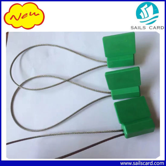 UHF/Hf RFID Security Lock Seal Tag for Shipping Container