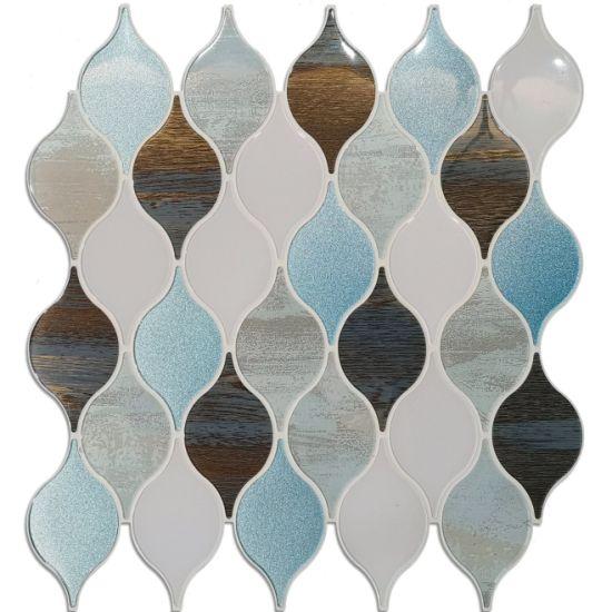 Bathroom Adhesive Tiles Image Of