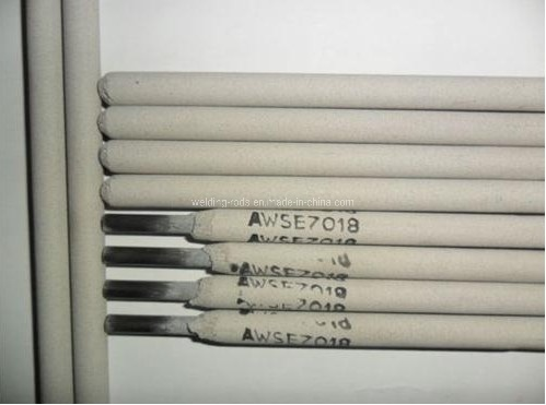 E7018 Low Hydrogen All Position Welding Electrodes pictures & photos