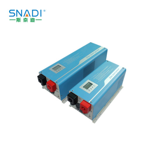 Snadi 1kw 1.5kw 2kw 3kw 4kw 5kw 6kw Pure Sine Wave off Grid Solar Inverter