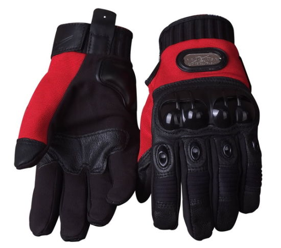 OEM Custom Best Protective Mountain Bike Full Finger Motorcycle Cycling Gloves