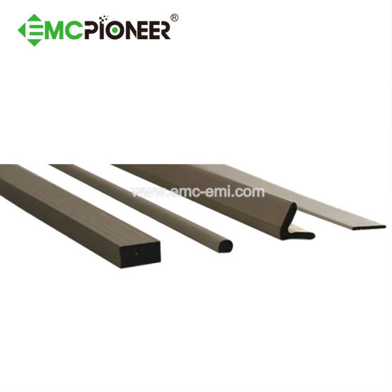 Emcpioneer Polyurethane Foam Gasket with Conductive Tape for Shielded Door