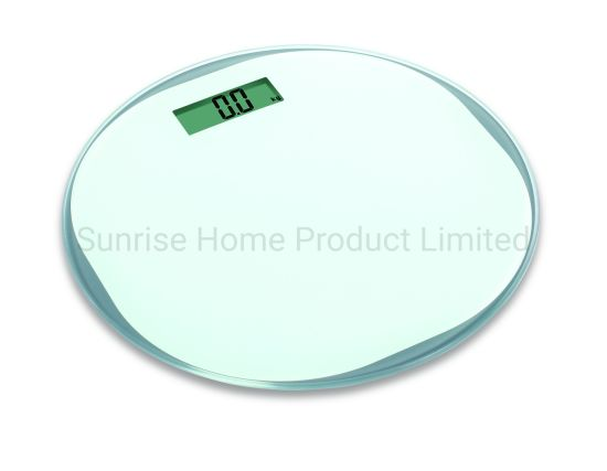 Digital Electronic Body Scale with 6mm Tempered Glass Platform (SBE221)