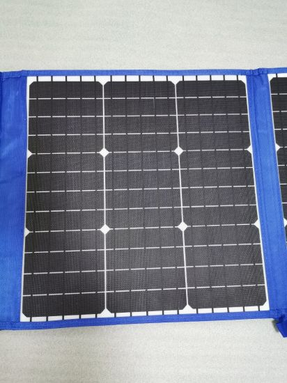 200W Solar Blanket Panel for Camping, Outdoor Power Solution