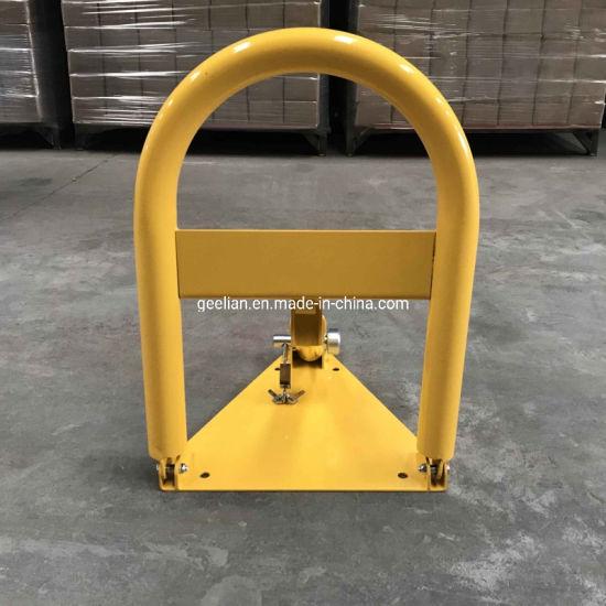 Australian Type Parking Lock Safety Folding Bollard Traffic Equipment Car Parking System