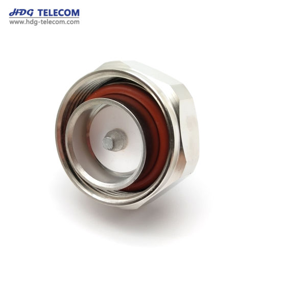 7/16 DIN Male to N Female RF Coaxial Adapter Connector