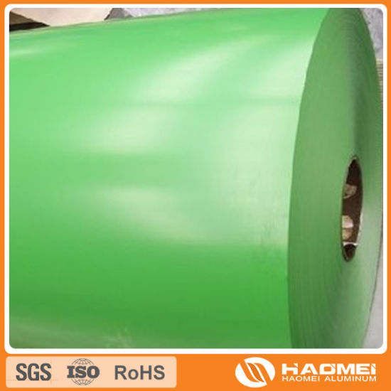 PVDF color coated aluminum coil pictures & photos