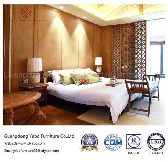 China Hotel Wooden Bedroom Furniture Bespoke (YB-WS-84) - China ...
