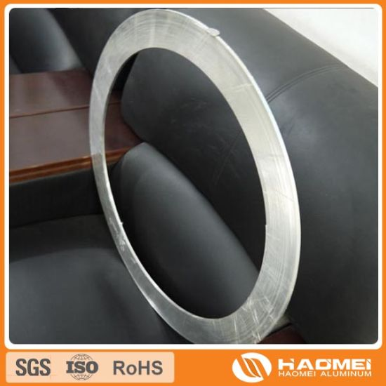 Aluminum Strip, Aluminum Foil (for transformer, round edged) pictures & photos