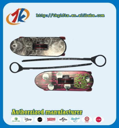 Hot Sale Plastic Mini Game Skateboard Toy for Sale
